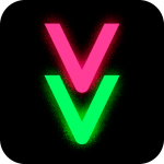 Visual Vibes Logo
